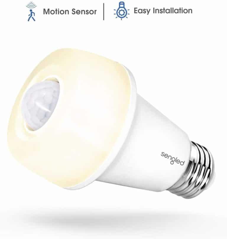 Sangled LED Leuchtmittel Bewegungsmelder